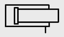 Плунжерный гидроцилиндр