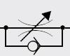 дроссель регулируемый с обратным клапаном